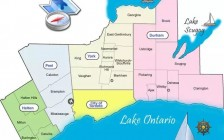 最全的安大略省大多伦多地区(GTA)区域指南