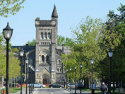 2019全球最佳大学 多伦多大学排第20名 全加拿大居首