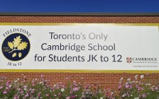 安省多伦多唯一获得A-Level课程国际认证的私立学校-Fieldstone King's College 菲尔斯顿学校