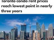 多伦多公寓出租价格创近年来新低