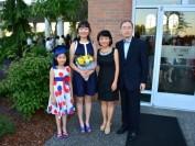在美国做少数族裔的经验:耶鲁大学的华裔加拿大女孩