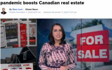 加拿大房价逆势而上飙涨10%,度假屋市场火爆