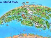 独家:加拿大多伦多旅游好消息-多伦多中央岛公园今天恢复开业了,这里是眺望多伦多市中心天际线的绝好地带,多伦多夏季必去景点