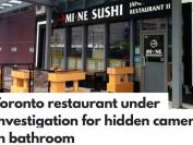 多伦多餐厅老板在厕所天花板藏手机,20岁女留学生员工被偷录大量视频!