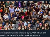 加拿大新政:留学生毕业工签可续签18个月!