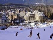加拿大今冬多雪 北极寒流入侵大草原