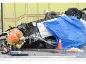 太可惜: 3名中国留学生出车祸命丧埃德蒙顿