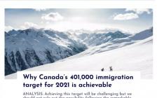 加拿大移民部今年将狂发40.1万绿卡,部长:更多机会来啦!