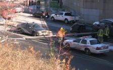 温哥华本拿比发生惨烈车祸 15岁女留学生当场被撞死 这个路段太危险!