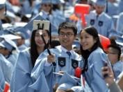 海外中国留学生136万 每年消费超3800 亿人民币