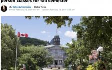 加拿大大学纷纷宣布9月重开!