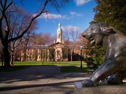 美国常青藤大学三巨头之一——普林斯顿大学