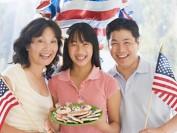 亚裔美国人家庭为教育付出了多少?