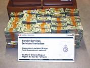 中国旅客入境加拿大未如实向海关申请报现金  3年遭没收770万加币