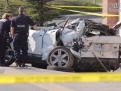 多伦多大学中国女留学生醉驾  致好友1死1伤 今天被判入狱42个月后遣返中国