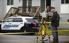 美国克拉克森大学中国男生刺死女生 男生被警方击毙