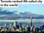 2017全球城市安全指数 加拿大多伦多第四