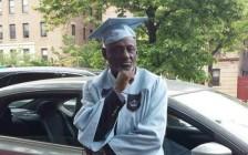67岁的他从哥伦比亚大学毕业了:曾经贩毒,曾经杀人