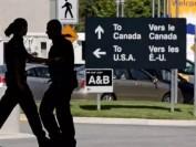 为送孩子念书,朋友拿加拿大旅游签证1年过5次加拿大海关,过程看的真让人捏把汗