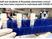 多伦多豪宅区公立小学师生员工有感染武汉肺炎风险