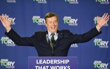 最新:庄德利连任多伦多市长