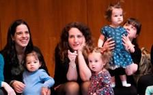 美国纽约州新泽西州和康州名列对职场妈妈最友善前十