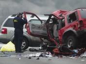 美国加州华裔留学生载家人出游 遇车祸2死2伤