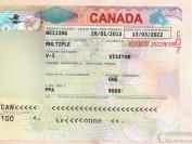 说说加拿大的旅游签证