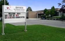 安大略省中小学的安全演习