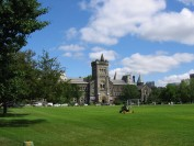 加国大学学费一览 留学生远高本地生
