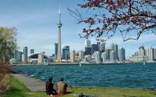加拿大多伦多市的吸引力