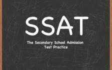 专家教你如何一分钟读懂SSAT成绩报告单