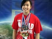 洛杉矶华裔女同学自幼练习跆拳道   获哈佛提前录取