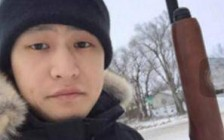 中国留美学生贴持枪照暗示若挂科杀教授 被开除遣返