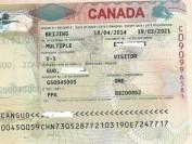 加拿大将彻查10年多次往返的旅游签证 拒签率或大升