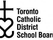 多伦多天主教教育局TCDSB2019-2020年校历