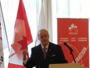 加拿大前总理回顾先贤远见卓识 打造加国辉煌150年