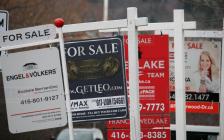 多伦多去年二手楼销售10年最低 房价跌4.3%