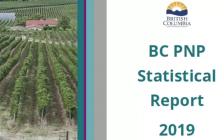 BC省提名移民2019年年度报告