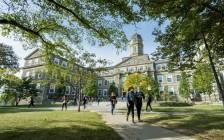 达尔豪斯大学 (Dalhousie University) —大西洋省中最著名及规模最大的大学