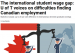 加拿大统计局发布留学生真实薪资!大批人毕业后回国!