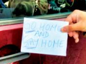 UBC大学学生挂安省车牌 车被刮花留言谩骂