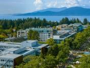 温哥华最好的大学—不列颠哥伦比亚大学