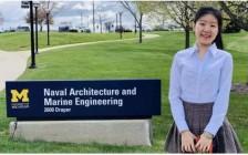 刚获密歇根大学双硕士 23岁中国女留生玩桨板意外身亡