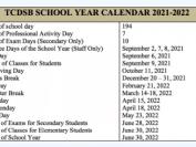 多伦多天主教教育局2021-2022新学年安排