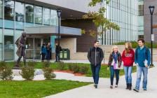 加拿大首都渥太华的著名大学—卡尔顿大学