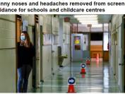 安省学校九月开学新规:流鼻涕、喉咙痛不算新冠症状!