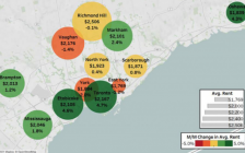 多伦多租房租金连升4月 7月平均租金逼近2200元
