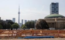 多伦多大学三个校区同时动工!新图书馆、宿舍、教学楼帅炸了!