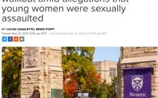 西安大略大学下药迷奸案,可能有30多名受害者!学生发动罢课抗议